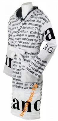 John Galliano szlafrok męski NOWOŚĆ roz: XL