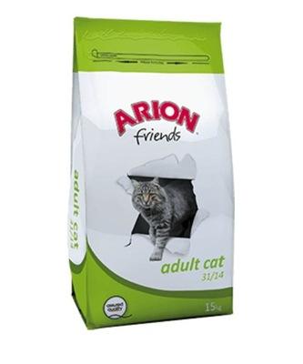 ARION CAT ADULT STANDARD 15 KG + GRATIS