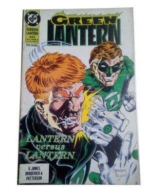 GREEN LANTERN 4/93