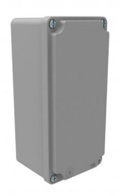 Hliníkové plechovky 170 mm x 80 mm x 73mm IP67