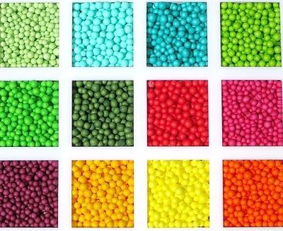 цветные ШАРИКИ ПЕНОПЛАСТОВЫЕ МАЛЕНЬКИЕ ШАРИКИ 0,5?