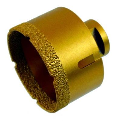 Wiertło diamentowe koronka do gresu 61mm otwornica