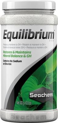 Seachem EQUILIBRIUM 300г MINERALIZATOR Воды RO