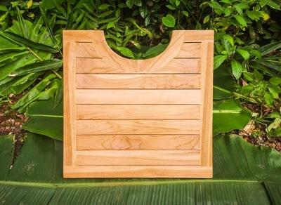SHEKINA Mat pre kúpele, SPA, teakové drevo DARČEK