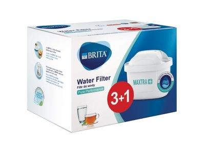 Filtr wody wkład wymienny BRITA Maxtra+ (4szt.)