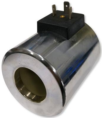 КАТУШКА 12В ДЕЛИТЕЛЯ электромагнитного КЛАПАНА 6 /2 ШТОК 31 мм