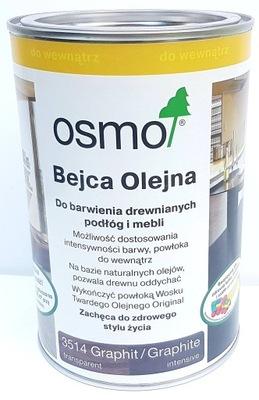 OSMO 3514 ŠKVRNA OLEJ-1l GRAFIT