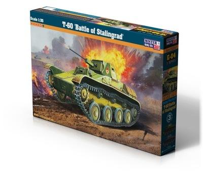 Модель ??? склеивания Танк Т-60 Battle of Stalingrad