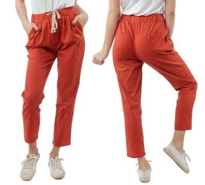 17ecce2cf11315 Spodnie na lato marki New Look rozm.M - 7278929388 - oficjalne ...