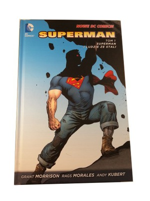 SUPERMAN 1. SUPERMAN I LUDZIE ZE STALI 2013 r.