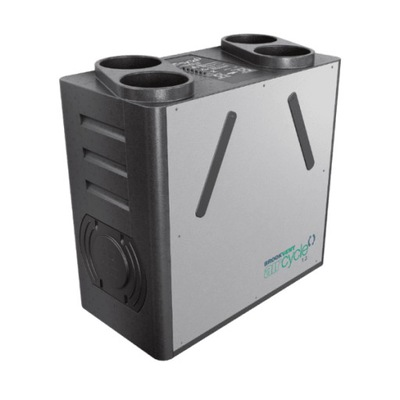 рекуператор Aircycle 1 .3 , 280 м3/ч+Обход+Сифон