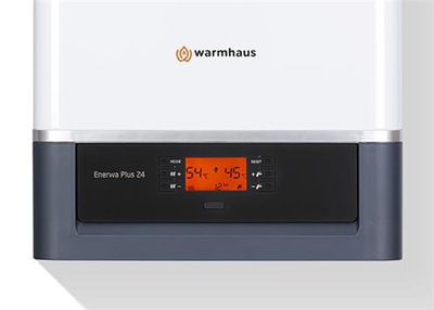 Kotol plynový. jednofunkcyjny Enerwa Plus 24 Warmhaus