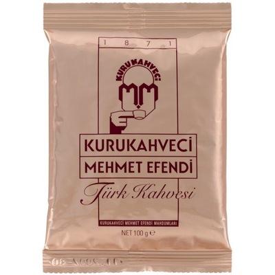 молотая кофе ЛИРА МЕХМЕТ ЭФЕНДИ 100gr x 5 штук
