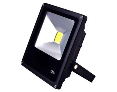 Naświetlacz LED Halogen 20W SMD SLIM Zimny CW
