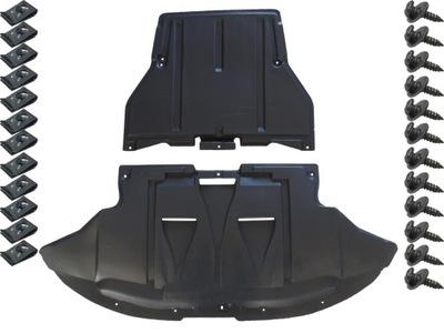 Защита нижняя двигателя VW PASSAT B5, AUDI A4 SUPERB