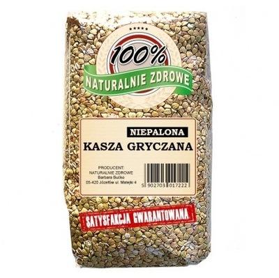 KASZA GRYCZANA NIEPALONA POLSKA 1kg
