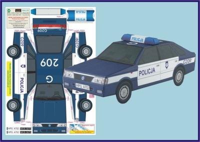 Модель для детей__Polonez Caro Полиция__ExtraModel