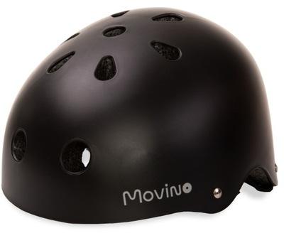 Movino ochrannú Prilbu matte black M 54-58 cm