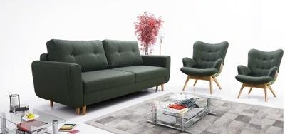 комплект КОНДОМИНИУМ ИГ 3 +1 +1 диван +2 Кресло