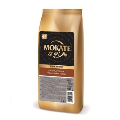 MOKATE czekolada premium 1kg