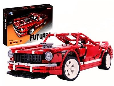 Klocki Konstrukcyjne Technic Muscle Ford Mustang