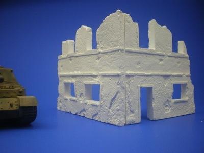 Ветхости здания масштаб 1 :72