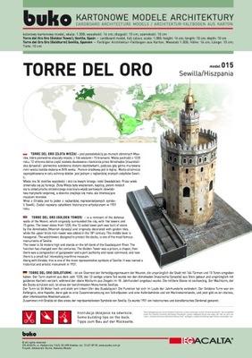 015 БУКО Торре-дель-Оро - Севилья, Испания