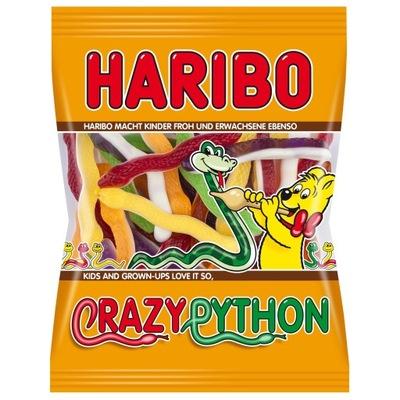Драже Crazy Python длинные змеи 175 ? из Германии