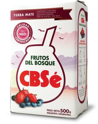 Yerba Mate Cbse Frutos del Bosque 500? Ягоды