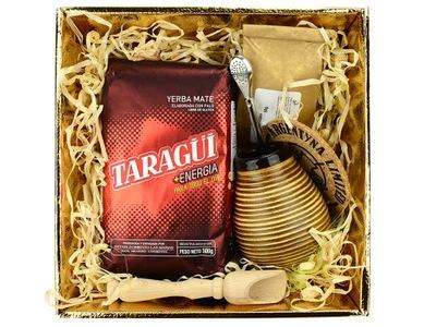 комплект с подарками с yerba mate Taragui Энергия [04