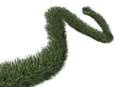 ГИРЛЯНДА 500 см искусственная новогоднее представление зеленый Цепь