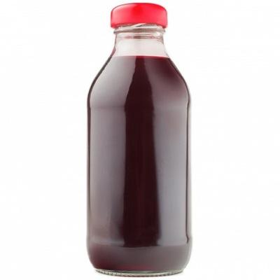 80 X бутылка НА СОК СОК 330 МЛ + КРЫШКА