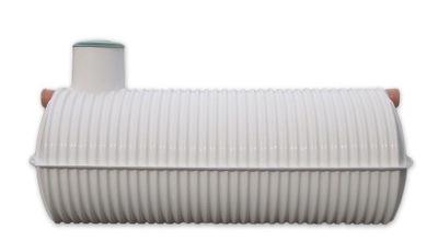 Fekálneho bezodpływowy ECO-6500-6500 litrov