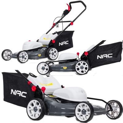 Elektrické kosačky na trávu NAC LE18-46-SI-1800 G W Indukc