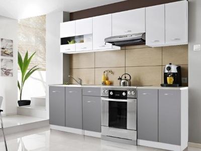 Мебель Кухонные ??? белый арктическая + Серый ???