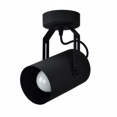 Lampy, svetlo, Reflektor E27 RF CLEO BLACK