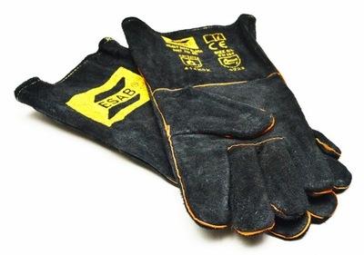 перчатки instagram Esab Heavy Duty Black