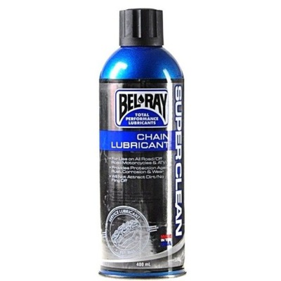 SMAR ŁAŃCUCHA SUPER CLEAN BEL-RAY 400ml