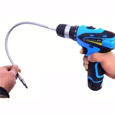 Удлинитель для бит эластичная шуруповерт дрель