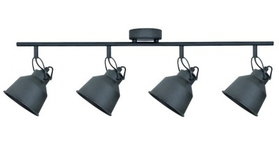 stropné Svietidlo prívesok svetlo Retro Edison Loft 4XE14 LED