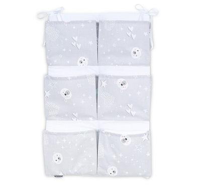 МАМА-ПАПА ящичек Best органайзер для детской кроватки