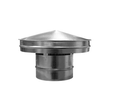 Krb prieduch fi 200 mm, pozinkovaná