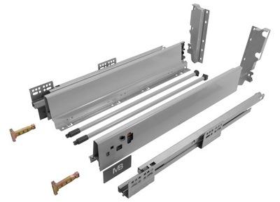 ящик MODERNBOX L -500 мм Высокая GTV серая
