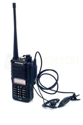 Wodoszczelne radio ręczne BAOFENG T-57 VHF/UHF 5W