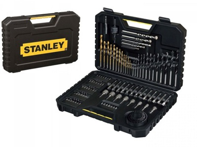 Стэнли комплект сверл и бит в кейсе STA7205