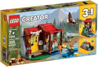 LEGO 31098 dom v obci NOVÝ DHL 24H