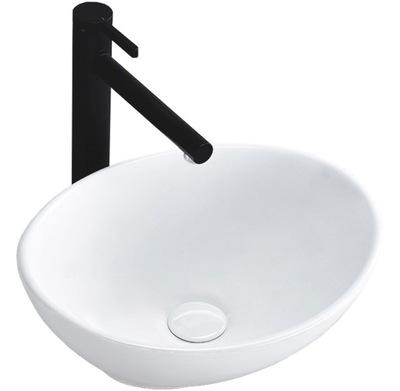 Umywalka Ceramiczna Nablatowa SOFIA mini - REA