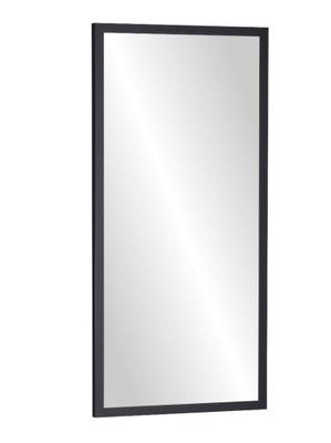 !! новые зеркало в плечо 120X60 белое узкая Рама