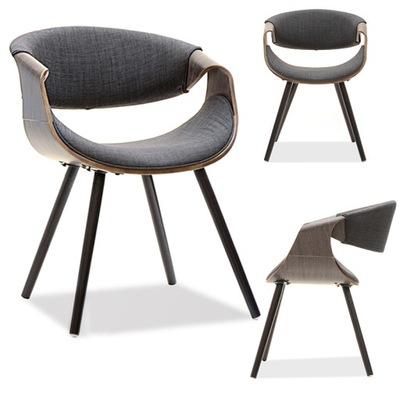 Krzesło loftowe w Krzesła do salonu Allegro.pl