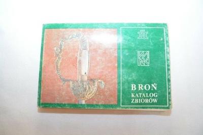 Broń biała katalog zbiorów muzeum